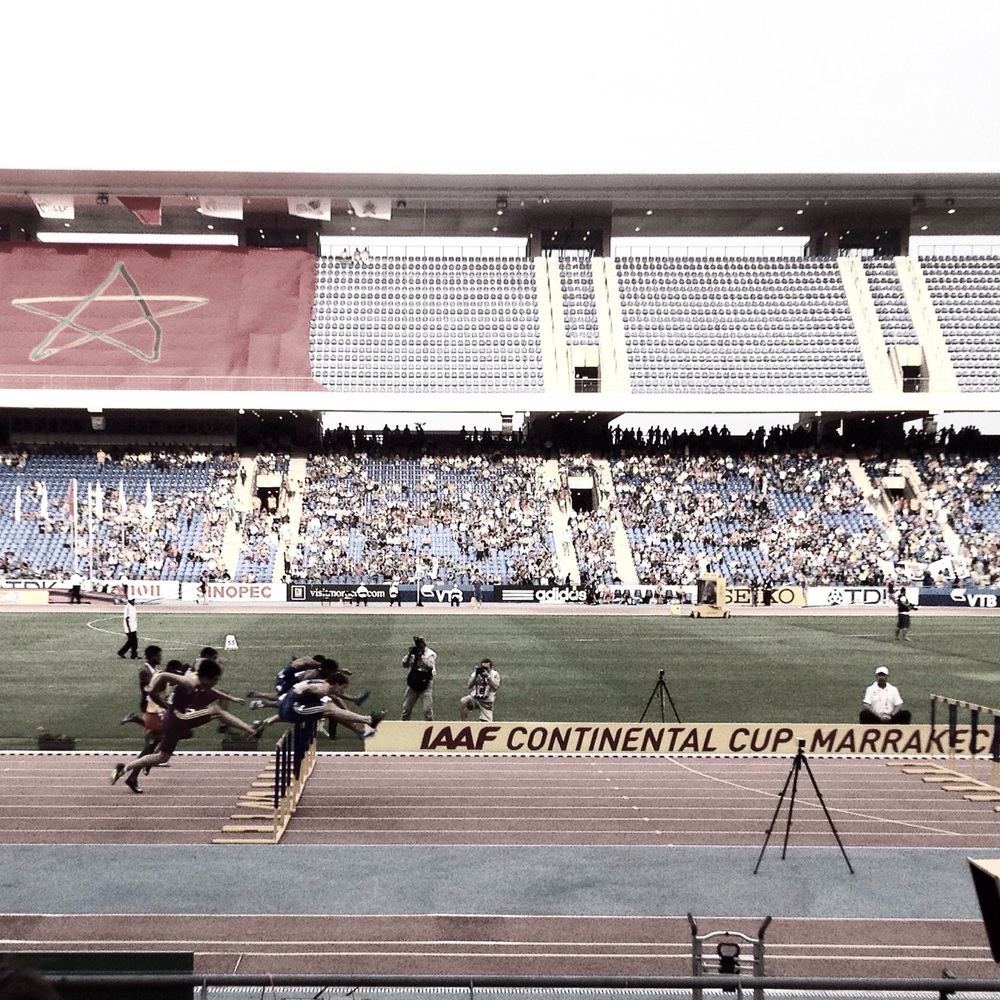IAAF Continental Cup 2014 Marrakech