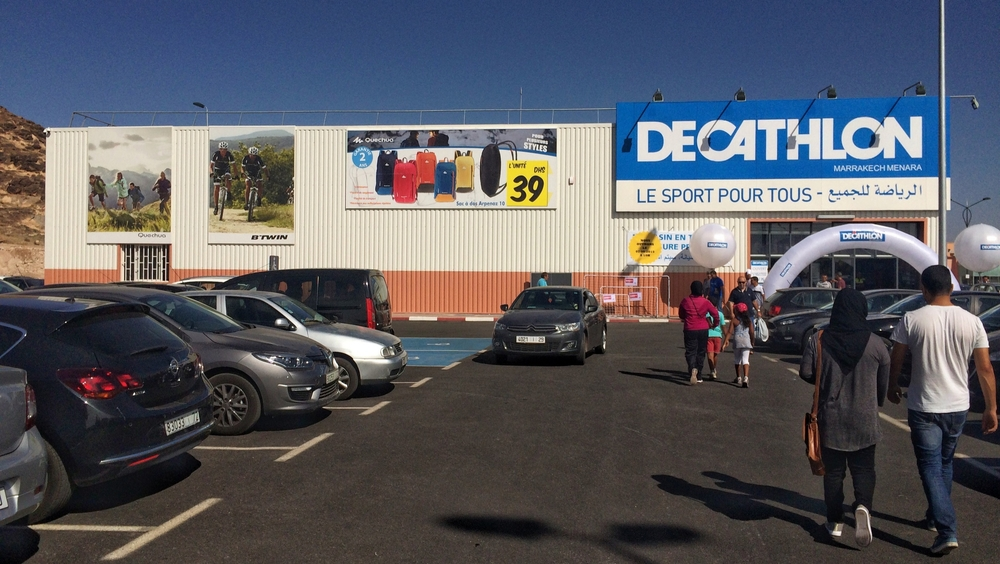 Decathlon Marrakech