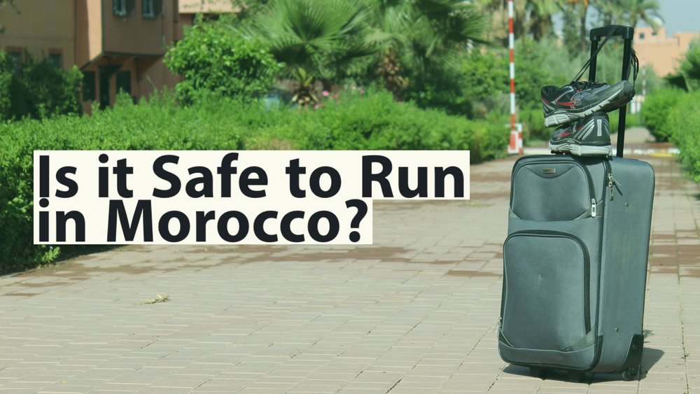 Is it safe to run in Morocco header image