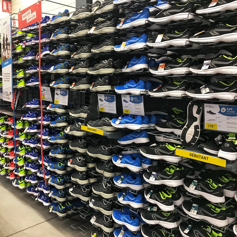 Decathlon Marrakech Shoes