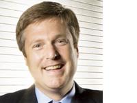 JOHN OSBORN CEO, BBDO; World Economic Forum Young Global Leader