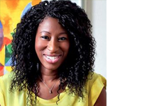 SARAN KABA JONES CEO & Founder, FACE Africa; World Economic Forum Young Global Leader