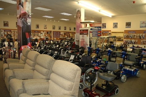 Weymouth Showroom