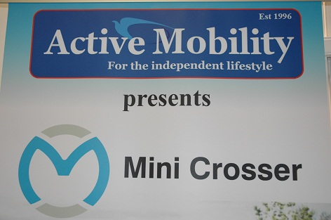 South Wests Exclusive Dealer For Mini Crosser
