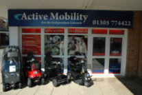 Active Mobility Store Front