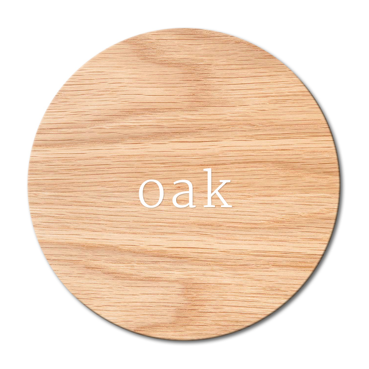 Solid White Oak