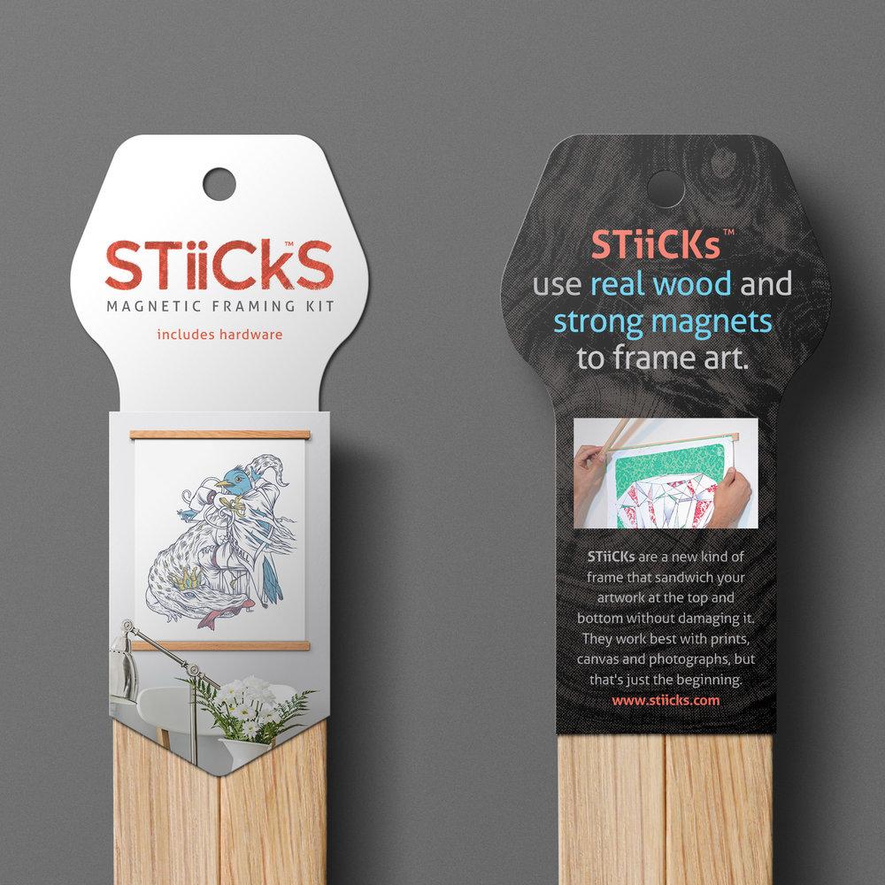 stiicks magnetic poster frames
