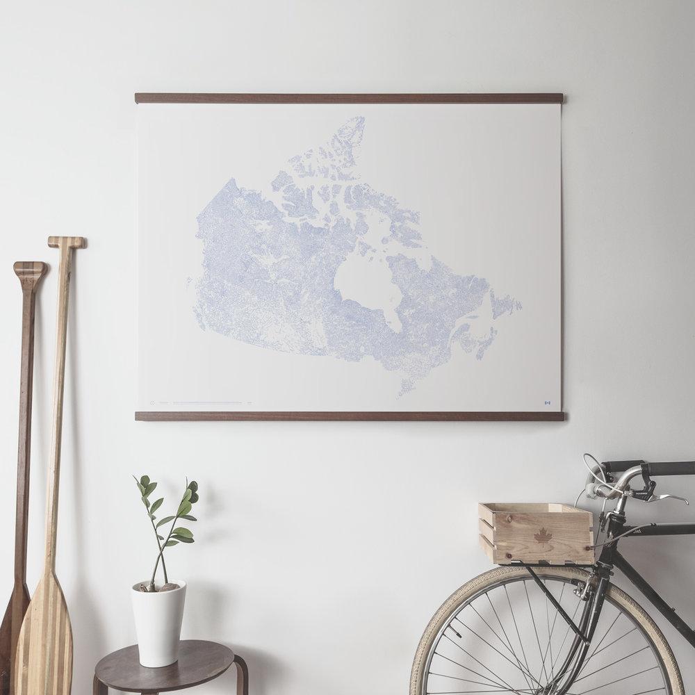 Custom Magnetic Framing - Starting at $3.5/inch