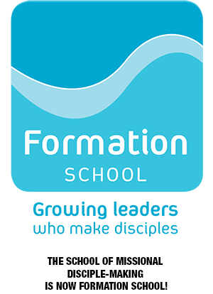 The School of Missional Disciple is now Formation School Southampton