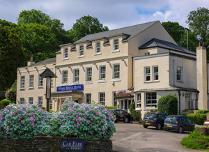 The Newby Bridge Hotel