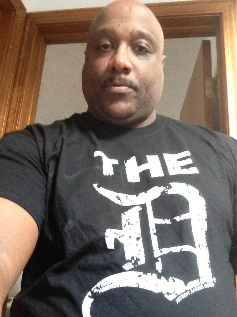 Comedian Dwayne Gill