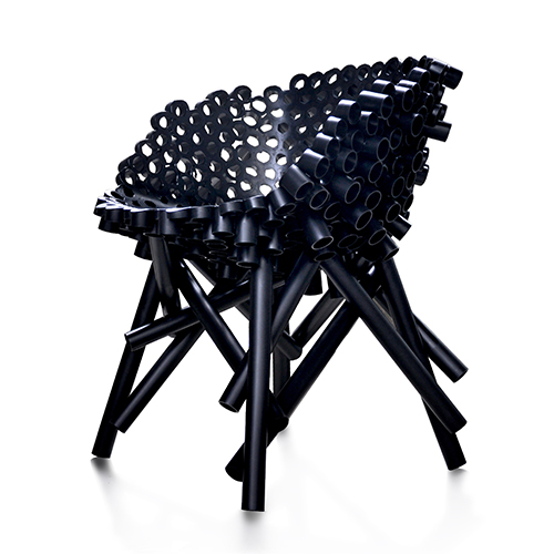 Meltdown Chair: PP Tube #2