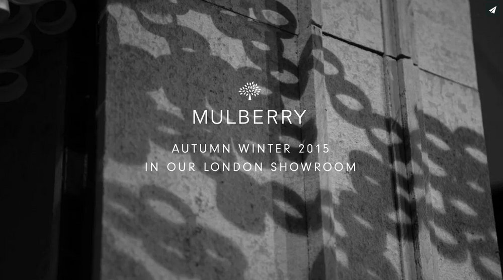 Mulberry AW 2015