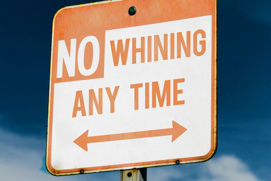 NYC Therapist news: Whining in therapy pic