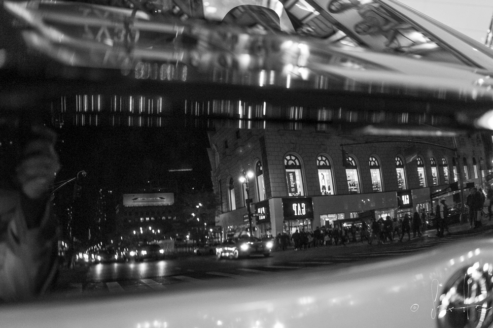 Taxicab Reflections