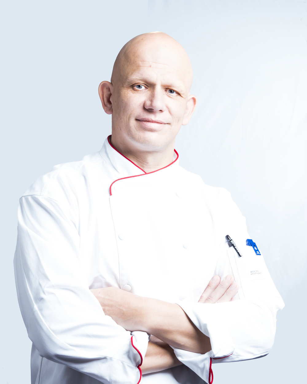 Head Chef's Portrait