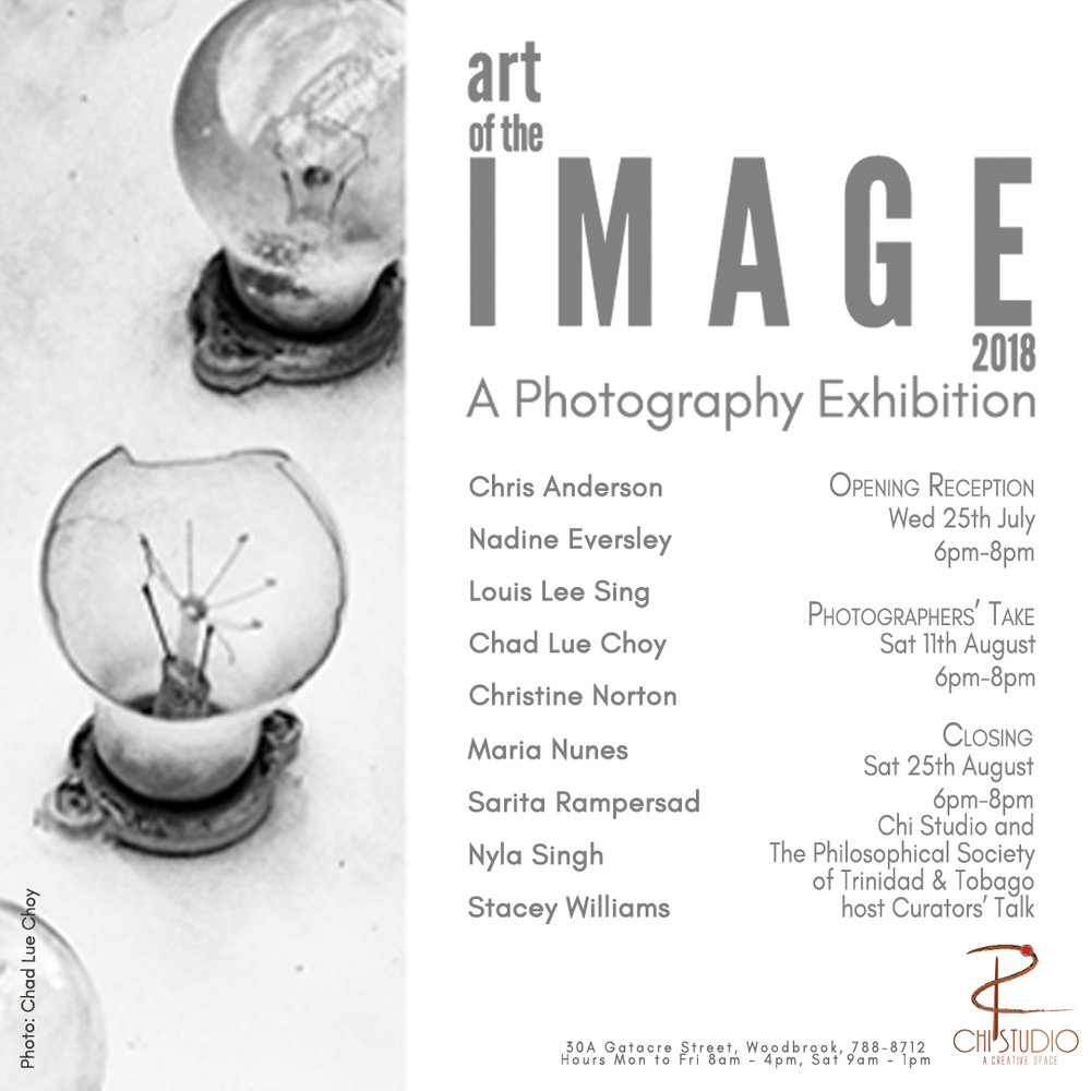 Exhibition at Chi Studio - I'm really excited to be a part of the photography exhibition being held at Chi Studio starting July 25th and running for a month.It's open to the public Mon-Sat and there are some really fantastic pieces being shown!The photographers will be doing a panel discussion on August 11th and there's a curators' talk on the 25th August.I really hope to see you there!