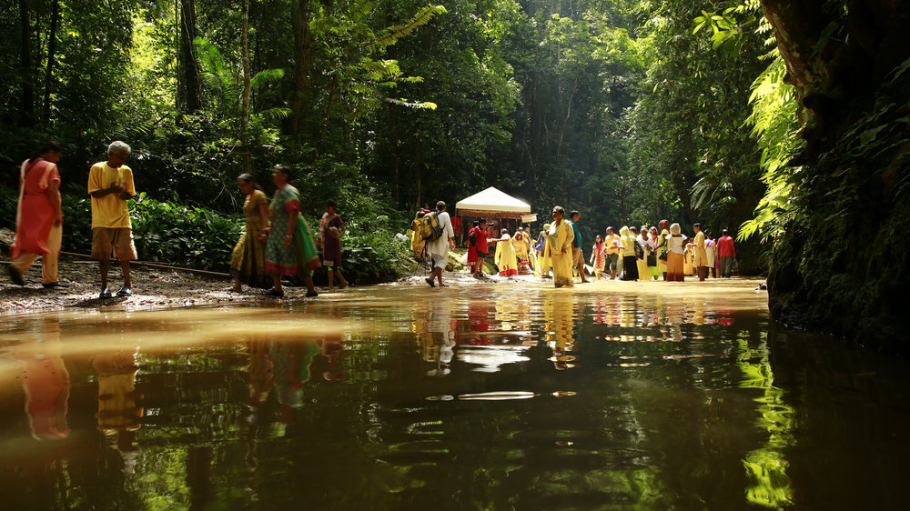 Sarita Rampersad Ganga Dhara Celebrations Marianne River 2018 - 3.jpg