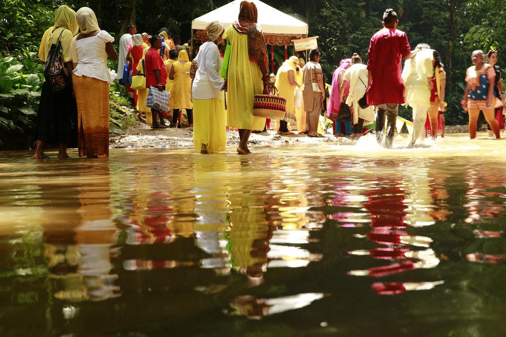 Sarita Rampersad Ganga Dhara Celebrations Marianne River 2018 - 4.jpg