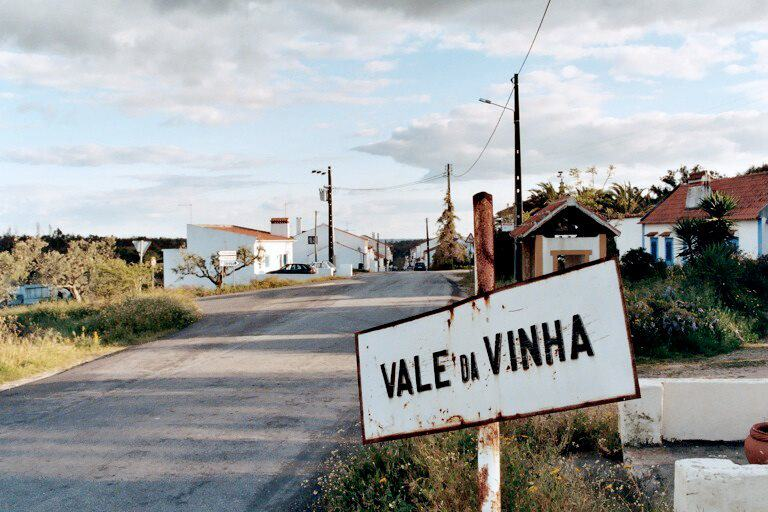 The first picture I was ever REALLY proud of.  The entrance to my home town in Portugal, shot with the  Minolta Maxxum 300si