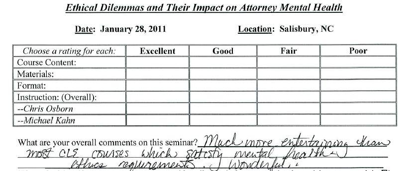 Eval Form CL Salisbury 2011 much more entertaining.PNG