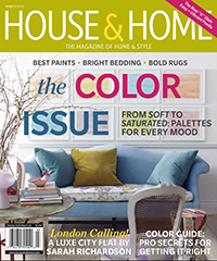 """Design: Rich & Moody"" House & Home, March 2012"