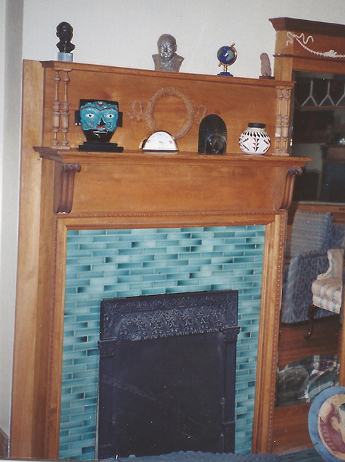 Casey Design|Planning Group Inc. traditional small interior design project (before).