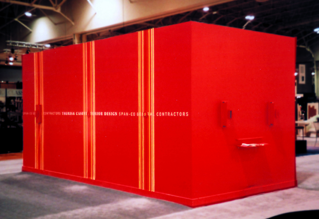 2003 ARIDO Award of Excellence: Exhibit Space for Interior Design Show