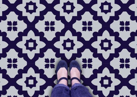 The Return Of The Vinyl Floor Tile Casey Design