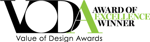 Casey Design winner 2018 Inaugural Award of Excellence for Interior Design