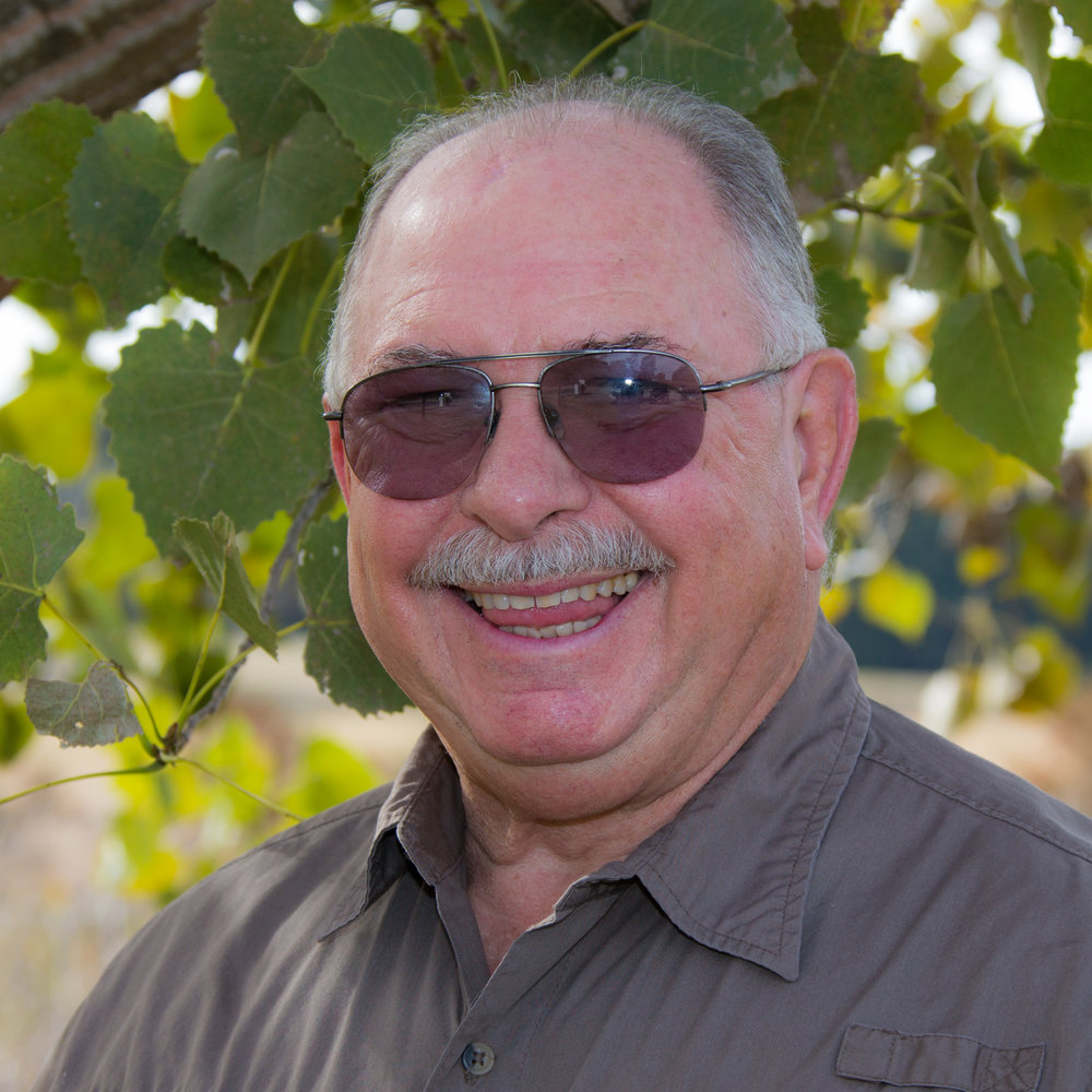 Papa T Terry Morrow is Papa T. He has adopted us as a tasting room ambassador giving insightful tours and showcases his love for Kiepersol throughout the community. papat@kiepersol.com