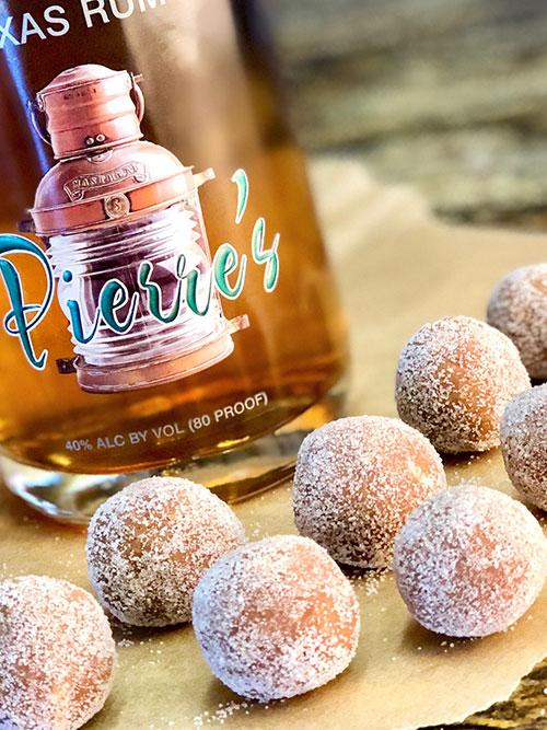 Pierre's Rum Balls