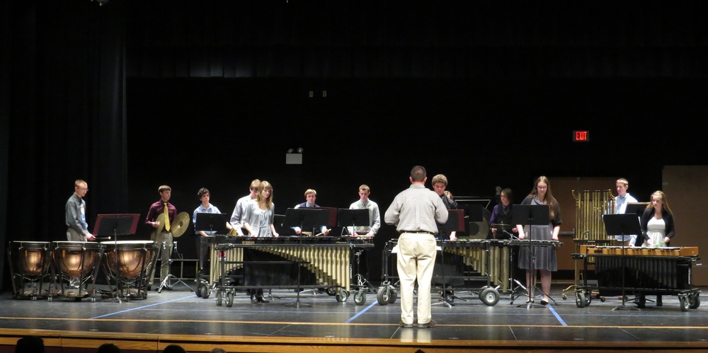 Ross Percussion - Excalibur - Ensemble