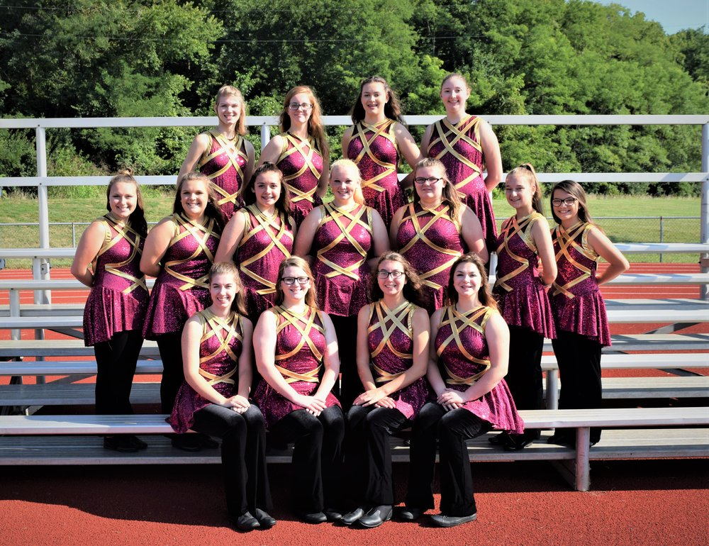 2018-2019 Color Guard