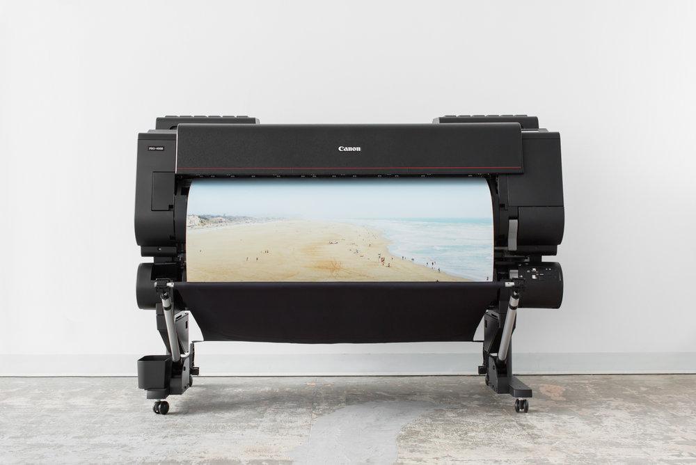 Canon, Pixma + ImagePrograf Campaign
