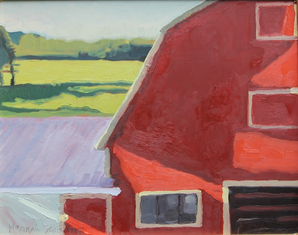 Sessions_Barn Study, Spring Morning_oil on panel_8X10_500.jpg