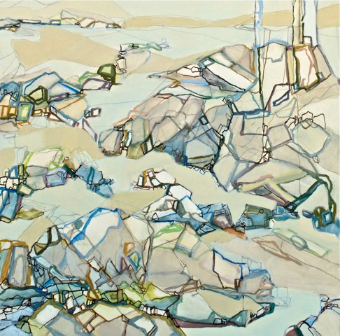 Cross_Blue Inlet_mixed media on board_12x12_600.jpeg
