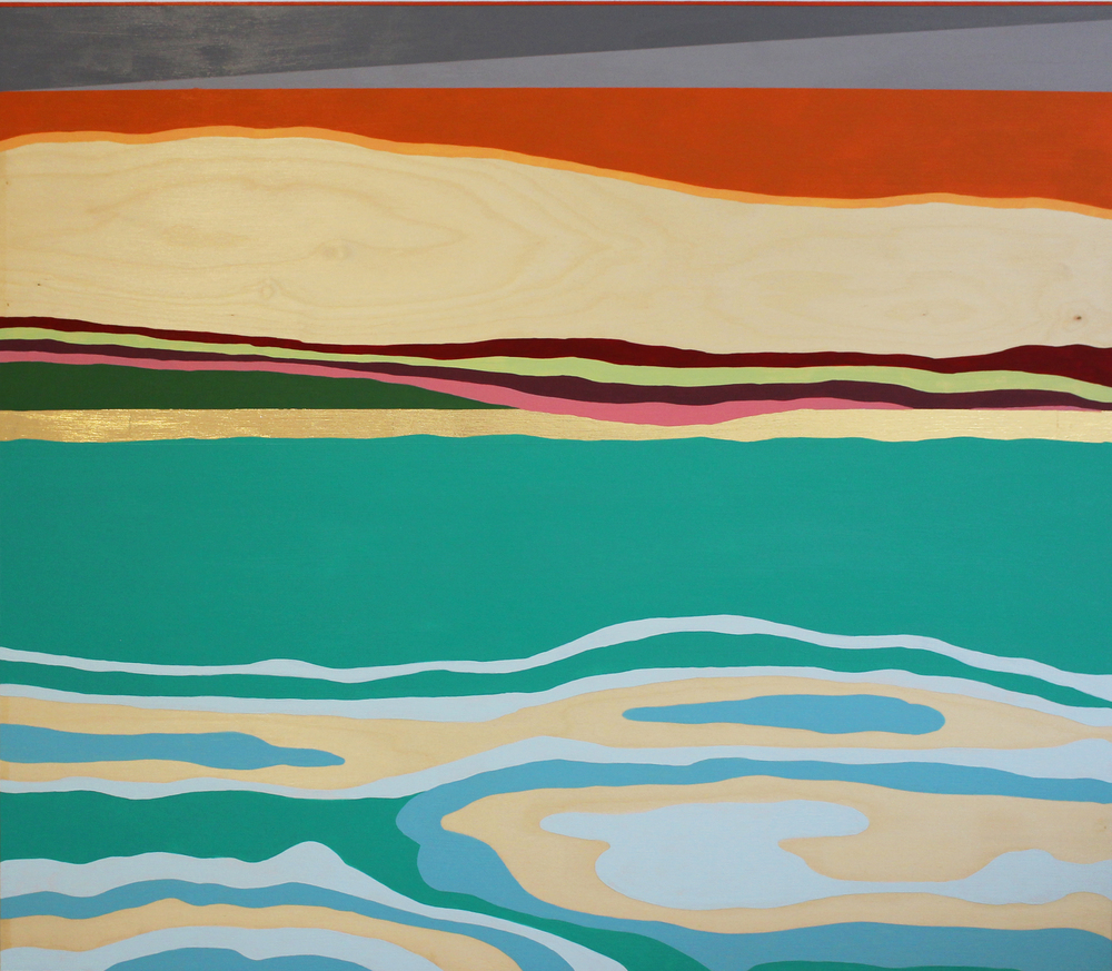 Kishita_Nearing Shore_acrylic and gold leaf on wood panel_40x46_2100.jpg