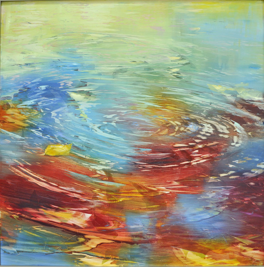 Dunlop_water circles-Spinning Reflections_ oil on anodized aluminum_36x36.jpg