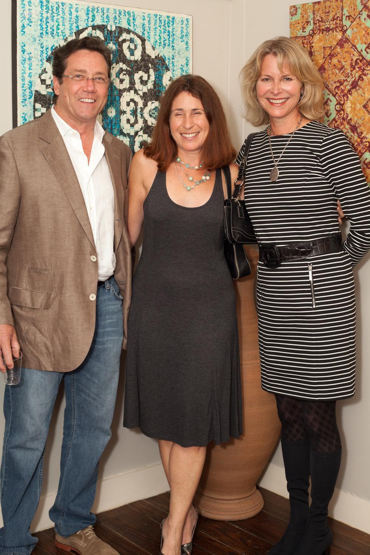 IMG_1963 Scott Teed, Elizabeth Reed and Artist Heidi Lewis Coleman.jpg