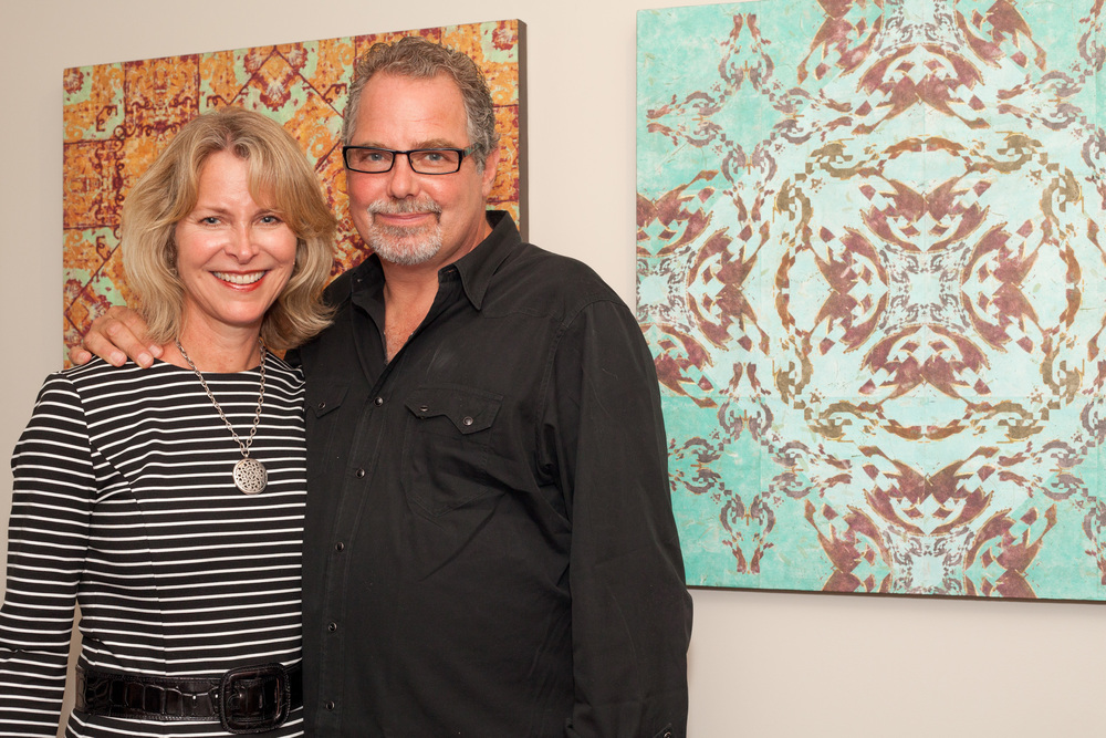 IMG_1965 Artist Heidi Lewis Coleman and Robert Messinger.jpg