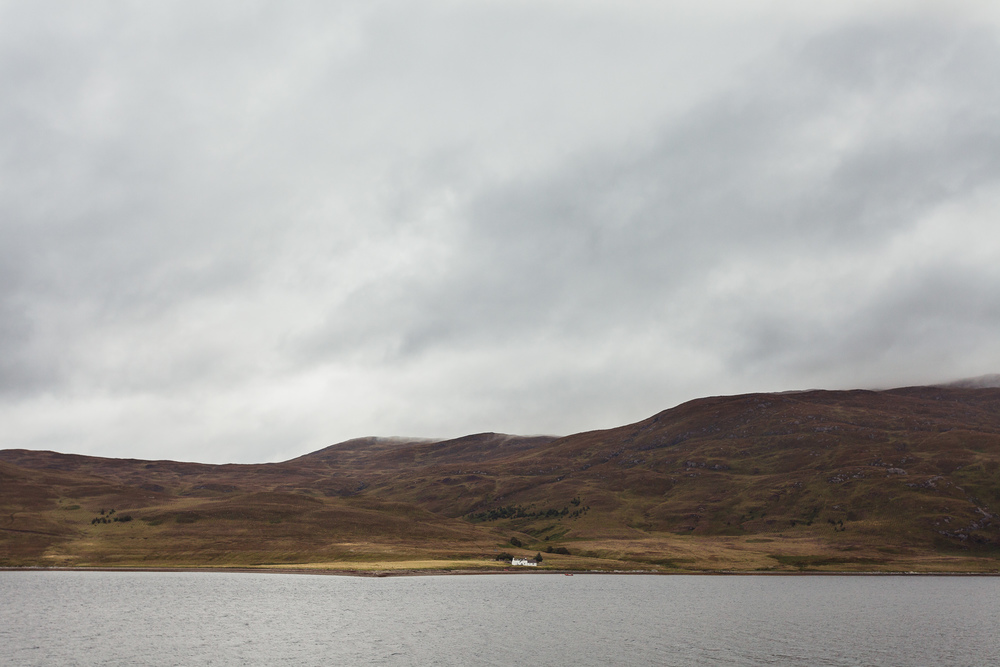 Loch na Cairidh, Scotland