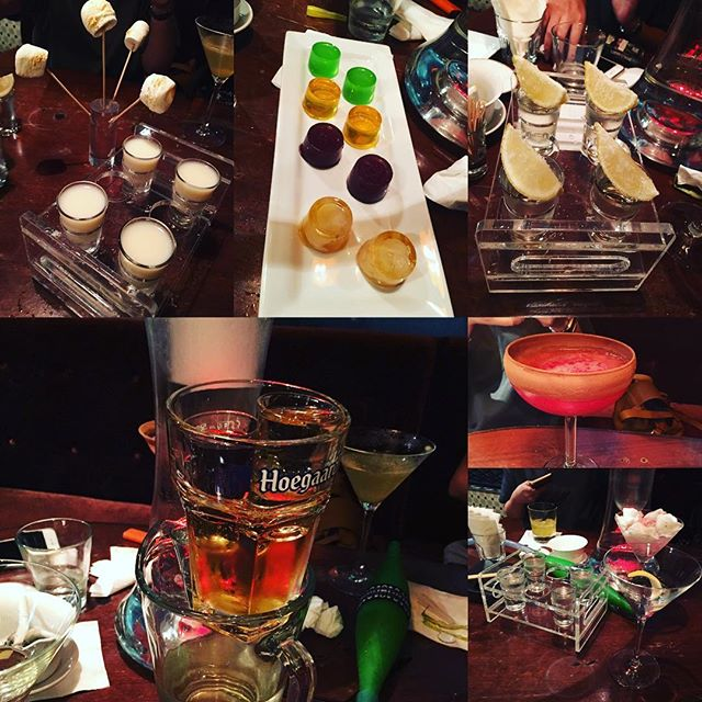 Shots shots shots! My bro from Shanghai is visiting Hong Kong, and we went crazy! #shots #shotsshotsshots #didimentionshots #weekendfun #shanghaimeetshongkong #ilovehongkong