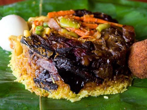 Lamp Rice