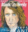 This cover I drew of Robert Plant for AC Weekly led to one of the  craziest birthdays  I've ever had.