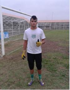 """Evandrizio :""""Espero contribuir com a equipe"""". Foto: Edson Francisco"""