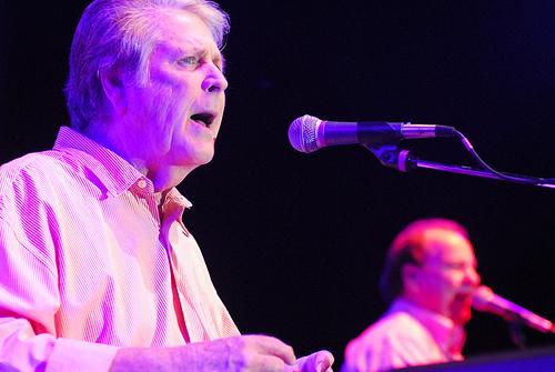Brian Wilson Performance