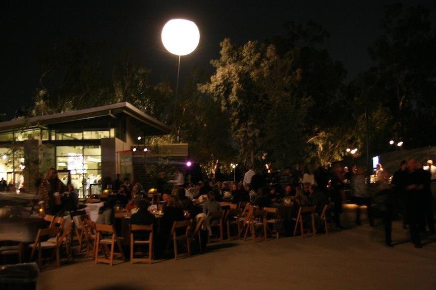 Treepeople tables 2008.JPG