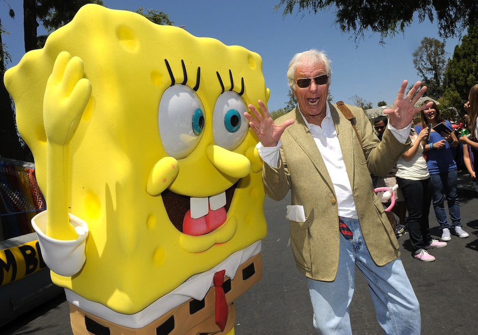 Sponge Bob & Dick Van Dyke