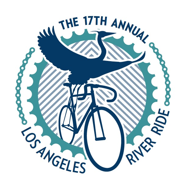 Los Angeles County Bicycle Coalition Annual River Ride